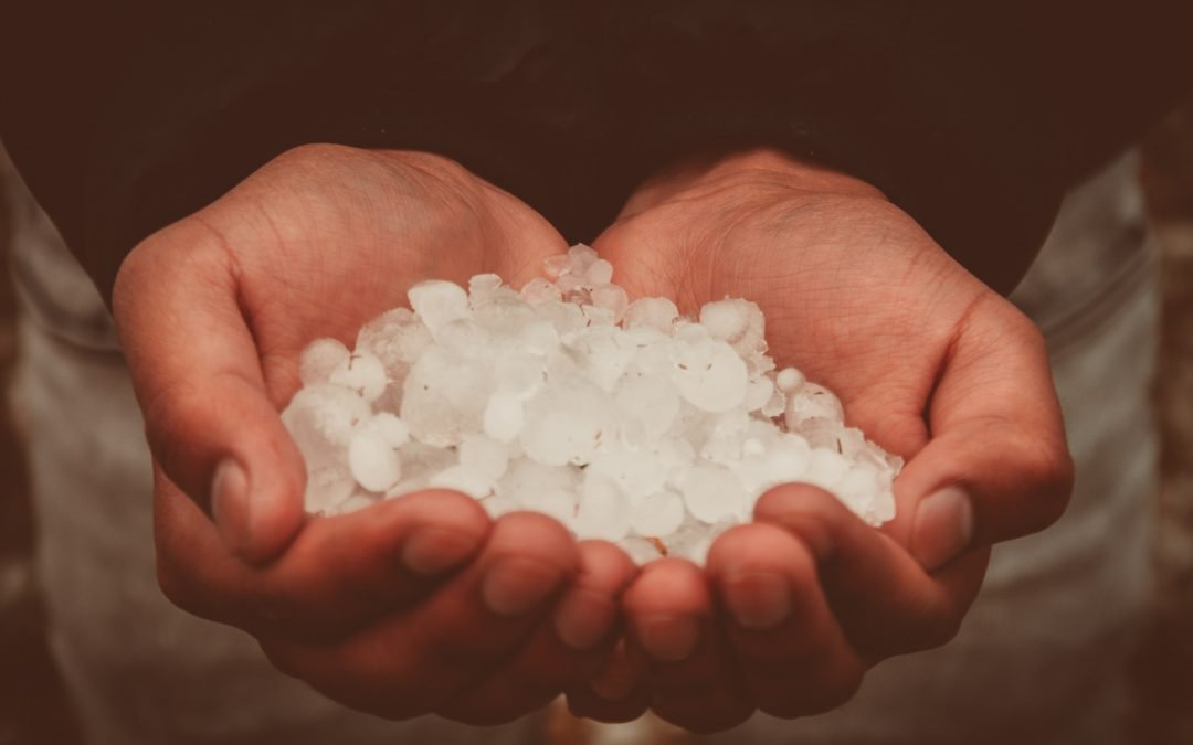 How Hail Damages Your Roof